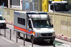6311 - MET POL - BD57 DNF - 101_1669 (Call the Cops 999) Tags: uk gb united kingdom great britain england 999 112 emergency service services vehicle vehicles met metpol metropolitan police policing constabulary 101 law and order enforcement mercedes benz sprinter tsg bd57 dnf walerloo london