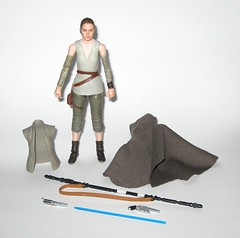 rey island journey star wars the black series #58 6 inch figure red packaging the last jedi basic action figures 2017 hasbro a (tjparkside) Tags: rey island journey star wars black series 6 inch figure red 58 packaging last jedi basic action figures 2018 2017 hasbro blaster pistol weapon weapons poncho cloak vest belt hilt lightsaber bo staff ahchto ahch luke skywalker