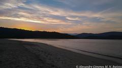 Praia de Paraty-mirim - Paraty, RJ, Brasil (alexandremasseu) Tags: beach praia pôrdosol sunset