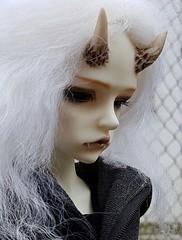 (claudine6677) Tags: bjd msd ball jointed doll asian dolls dollzone freddy 2 freddy2 demon