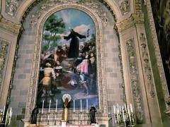 Capilla San Bernardino de Siena ante Alfonso V de Aragón de Goya interior Real Basilica de San Francisco el Grande Madrid (Rafael Gomez - http://micamara.es) Tags: capilla san bernardino de siena ante alfonso v aragón goya interior real basilica francisco el grande madrid