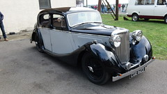 1939 SS Jaguar 1½-Litre Saloon (chassis 52451) (RoyCCCCC) Tags: bicesterheritage ssjaguar jaguar