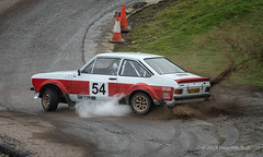 Escort - Winter Stages (357) (Malcolm Bull) Tags: include brands hatch winter stages rally 20190119rally0357edited1web ford escort