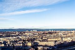 View from Calton Hill (Prashanth S) Tags: scotland scot scottish scoita uk edinburgh calton hill urban