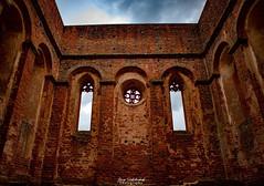 Klosterruine Limburg innen (Fotopocke) Tags: kloster klosterruine monastery ruine ruin