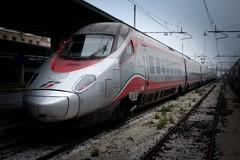 Treno Veneto 1 (Mount Fuji Man) Tags: train treno italy veneto frecciarossa trenitalia