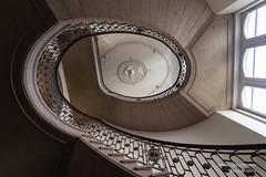 Kammergericht (Frank Guschmann) Tags: 30 elsholzstrase kammergericht treppe treppenhaus frankguschmann nikond500 d500 nikon twop