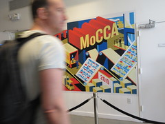 MoCCA Fest NYC 2019 Cartoon Convention 5521 (Brechtbug) Tags: mocca fest 2019 nyc convention museum comics cartoon art metropolitan west exhibition space 46th street between 11th 12th aves avenues new york city exposition exterior facade building entrance front floor panorama shot con conventions society illustrators 04072019 newspaper funnies saturday sunday comix illustration comic book artists comicbook sol event april wall poster