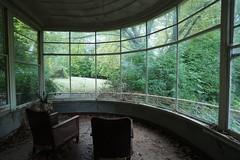 The conservatory, Burnham Beeches (Joe Lewit) Tags: variosonnart281635 burnhambeeches sherbrooke victoria art installation rone empire artdeco sittingroom outlook garden