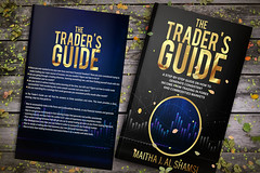 The Trader's Guide (Mnsartstudio) Tags: bookcover bookcoverdesign ebookcoverdesign ebook ebookcover createspace createspacecoverdesign createspacecover