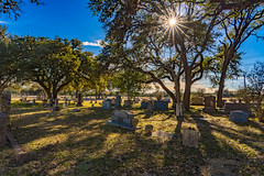 HillCountry_078-HDR (allen ramlow) Tags: driftwood texas hill country cemetery landscape sony alpha