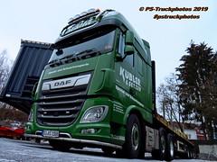 IMG_6757 DAF_XF Kübler&Setzer küblerundsetzer pstruckphotos_2019 (PS-Truckphotos #pstruckphotos) Tags: transportlastbiltrucklkwpstruckphotos dafxf küblersetzer küblerundsetzer pstruckphotos2019 pstruckphotos truckspotter truckphotographer lkwfotos truckpics kübler spezialtransporte kreuztal siegerland