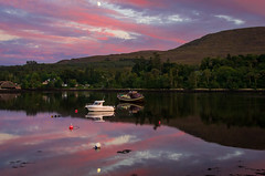 Late Evening - Kenmare River (UnderOpenWater) Tags: pentaxk5 hdpentaxda2040mmf284limiteddcwr ireland