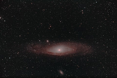 M31 Andromeda Galaxy (ChesterfieldAstronomicalSociety) Tags: astrophotography astronomy space m31 m110 m32 andromedagalaxy