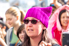 Women's March Oakland 2019 (Thomas Hawk) Tags: america bayarea eastbay oakland sfbayarea us usa unitedstates unitedstatesofamerica westcoast womensmarch womensmarch2019 womenswave women'smarchoakland women'smarchoakland2019 demonstration politics protest california