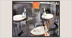 PINTAR-LOCALES-INTERIORES-CAFETERIA-TARRAGONA-PINTURA-CAFETERIAS-FOTOS-PINTANDO-DETALLES-ESPATULA-PINTOR-ERNEST DESCALS (Ernest Descals) Tags: pintar interiores interior interiors local locales cafeteria cafeterias cafeteries coffeshop pintano pintant espatula espatulas fotos paint pictures mesas objetos texturas texture texturar detallar forma composicion details detalls quadres cuadros granformato lienzo lienzos pinturas pintures pintura plasticas plastica plasticos arte artwork art painting paintings indoor painters painter pintors pintores pintor componer ernestdescals volumen contornos tecnicas artisticas calidades sillas mobiliario catalunya catalonia cataluña momento restaurants restaurantes artistas artistes plastics dibujar drawing