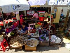 Yangon circle train 1 (Claire Backhouse) Tags: myanmar yangon rangoon burma market markets street streetphotography urban life living people city citylife