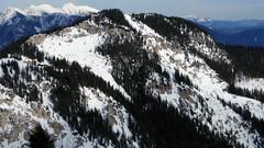 Alps on Sunny Day (California Will) Tags: germany deutschland bavaria mountains winter snow garmischpartenkirchen europe alps