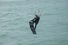 2018_08_15_0036 (EJ Bergin) Tags: sussex westsussex worthing beach seaside westworthing sea waves watersports kitesurfing kitesurfer seafront thepier lewiscrathern