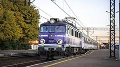 EP08-008 (kamil_olszowy) Tags: ep08008 pafawag pkp intercity tlk ustronie stacja kolejowa koszalin pociąg lokomotywa elektryczna train
