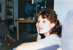 208_Debbie1987 (wrightfamilyarchive) Tags: debbie batstone 1987 1980s 80s eighties