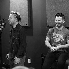 #Repost @jrmooremusic: Zach's vocal takes are always the most hilarious. @zmyersofficial #gothim #ammm #zachmyers #shinedown #jrmoore #AllenMackMyersMoore (AllenMackMyersMooreNation) Tags: allen mack myers moore ammm