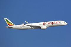 A350 900 (ET-AUC) Ethiopian (boeing-boy) Tags: mikeling boeingboy a350 ethiopian etauc heathrow