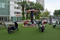 Vespa (chooyutshing) Tags: tags vespa display capitolpiazza northbridgeroad singapore