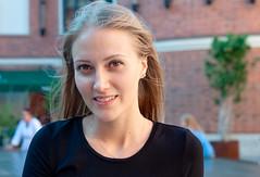 Irina (okhariva) Tags: portrait closeup girl beautiful beautifulgirl blonde browneyes