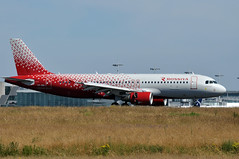 VP-BWI  CDG (airlines470) Tags: msn 2163 a320214 a320 a320200 rossiya cdg airport ex aeroflot as vpbwi