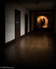The Light Monster (KRHphotos) Tags: swannanoapalace virginia hallway abandoned