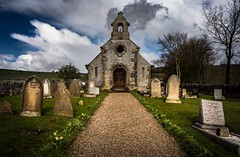 See the light (Phil-Gregory) Tags: nikon d7200 tokina1120mmatx tokina wideangle ultrawide chapel littlelongstone 1120mmproatx11 1120mm gravestones path peakdistrictderbyshire clouds cloudscape scenicsnotjustlandscapes ngc