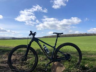 Spring cycling 4