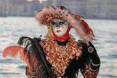 Model(s) at San Giorgio at the 2019 Carnevale di Venezia (Alaskan Dude) Tags: travel italy venice venise venezia venedig carnevale carnevaledivenezia 2019carnevaledivenezia people portrait portraits costume mask masks