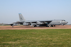 60-0025 (Ian.Older) Tags: 600025 boeing b52 stratofortress fairford usaf military heavy bomber aircraft barksdale
