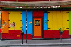 Le Dixième degré (Edgard.V) Tags: paris parigi restaurant restaurante ristorante bar botequim cores couleurs colors colori