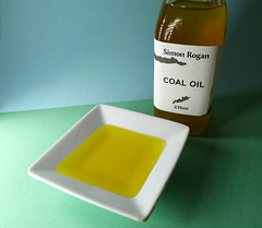 Chef Simon Rogan's Coil Oil - not for the faint hearted (Tony Worrall) Tags: images photos photograff things uk england food foodie grub eat eaten taste tasty cook cooked iatethis foodporn foodpictures picturesoffood dish dishes menu plate plated made ingrediants nice flavour foodophile x yummy make tasted meal nutritional freshtaste foodstuff cuisine nourishment nutriments provisions ration refreshment store sustenance fare foodstuffs meals snacks bites chow cookery diet eatable fodder ilobsterit instagram forsale sell buy cost stock bottle package glass liquid oil coaloil smoked