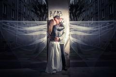 Angels' Wedding (Phil 22) Tags: 22 breizh bretagne france french guingamp mariage photographedemariage portraitiste studiolaboiteàimages wedding weddingphotographer edwigevivi