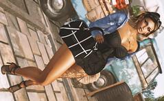 ღFashion Look 839ღ (ღMandarine12ღ) Tags: tetra empire doux villena betrayal belleevent fameshed collabor88 event catwa head bento maitreya body mesh avatar virtual girl sexy mode fashion look blog blogger sl secondlife