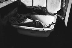 Patarei (tapiosalmela) Tags: patarei abandoned urban prison tallinn tallinna estonia viro eesti nikon d3300 vscofilm vsco film grain grainy monochrome