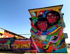 Street Art (lugar.citadino) Tags: streetart art street graffiti muralism muralismo mural wallpainting wall paint painting colour color design awesome beautiful creative drawing draw