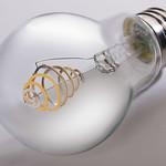 LED light bulbの写真