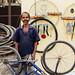 Bicycle Repairman, Varanasi India