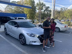 Thanks Shericka! (Autolinepreowned) Tags: autolinepreowned highestrateddealer drivinghappiness atlanticbeach jacksonville florida