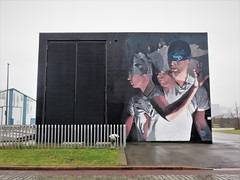 Matthew Dawn / Antwerpen - 2 feb 2019 (Ferdinand 'Ferre' Feys) Tags: antwerpen anvers antwerp belgium belgique belgië streetart artdelarue graffitiart graffiti graff urbanart urbanarte arteurbano ferdinandfeys matthewdawn