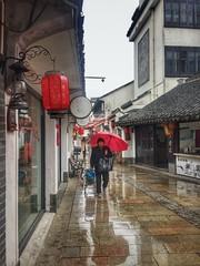 Jinshan sous la pluie (TchinChine !) Tags: chine shanghai jinshan 中国 上海 金山 金山渔村