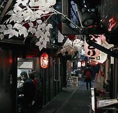 (LustofLife) Tags: 街道 東京 巷弄 城市 建築物 cityscape urban streetphotography moody tokyo