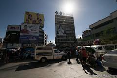 Plaza Miranda, Quiapo, Manila (takashi_matsumura) Tags: plaza miranda quiapo manila philippines ngc nikon d5300 contraluz street afp dx nikkor 1020mm f4556g vr