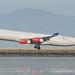 Scandinavian Air Service (SAS)  Airbus A340 -300 OY-KBA touchdown! DSC_0145