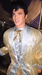 2001 Elvis King of Rock & Roll Doll (5) (Paul BarbieTemptation) Tags: timeless treasures elvis doll gold suit 2001 king rock roll